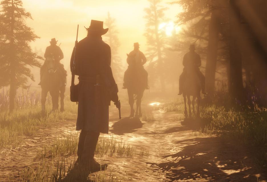 Dziś premiera Red Dead Redemption 2