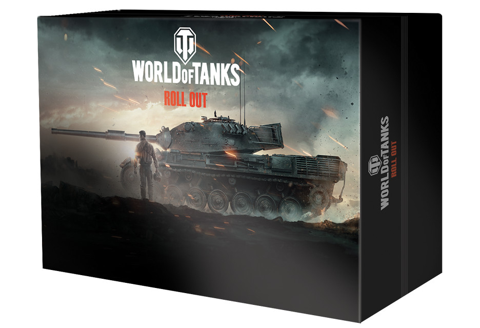 Oto Edycja Kolekcjonerska gry World of Tanks