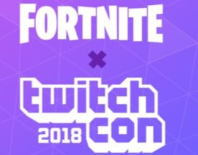 Twitchcon - Fortnite Stream-vitational