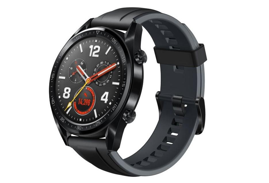 Huawei Watch GT już w polskich sklepach