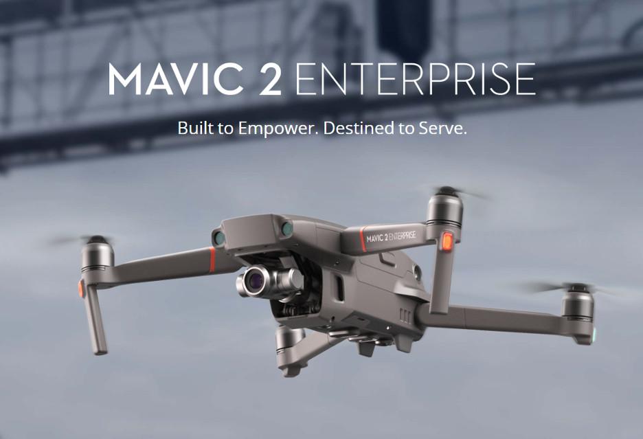 Oto dron DJI Mavic 2 Enterprise