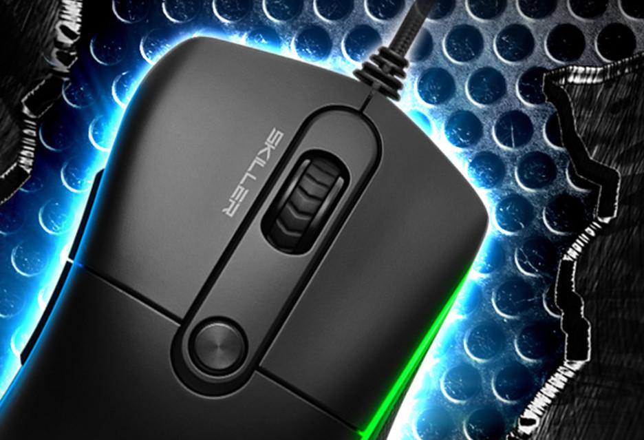 Gamingowa myszka Sharkoon Skiller SGM2, czyli klasyczne podejście do tematu