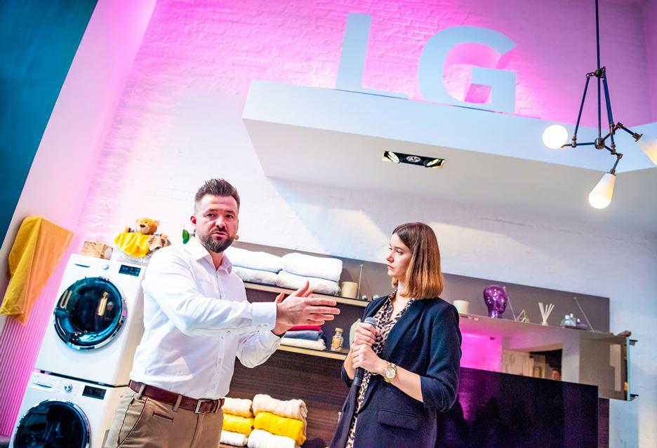 Technologie prania i odświeżania parowego - LG pokazuje dlaczego należy je doceniać