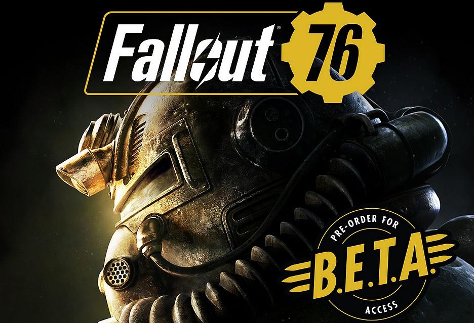 Fallout 76 - testujemy betę na PC [AKT.: ostatnia szansa na grę przed premierą]