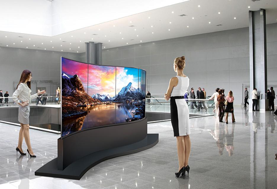 Panele LG OLED TV przynoszą zyski