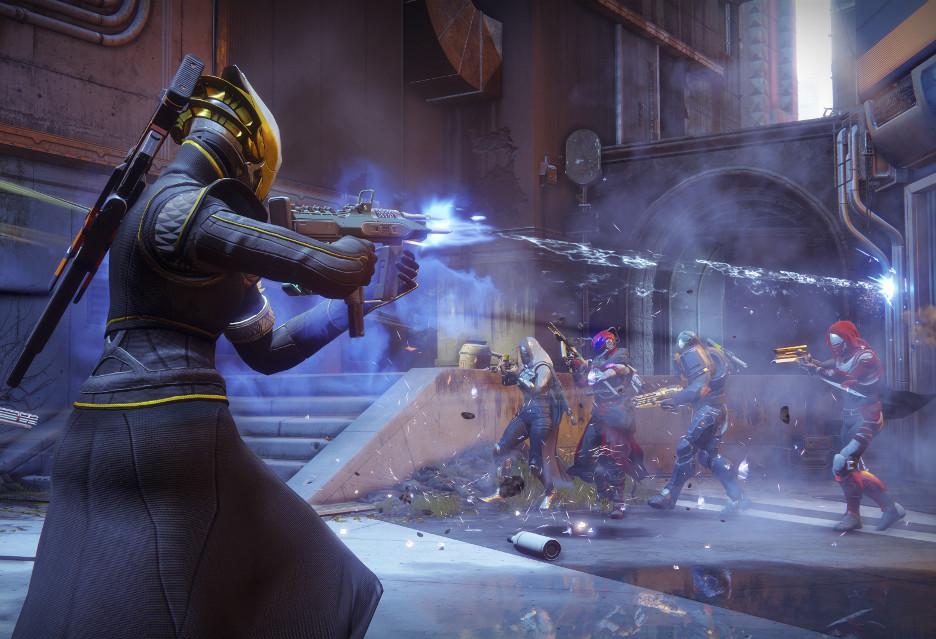 Prezent: Destiny 2 na PC za darmo