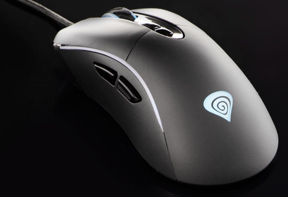 Genesis Xenon 750 – solidna mysz dla graczy w rozsądnej cenie | zdjęcie 1