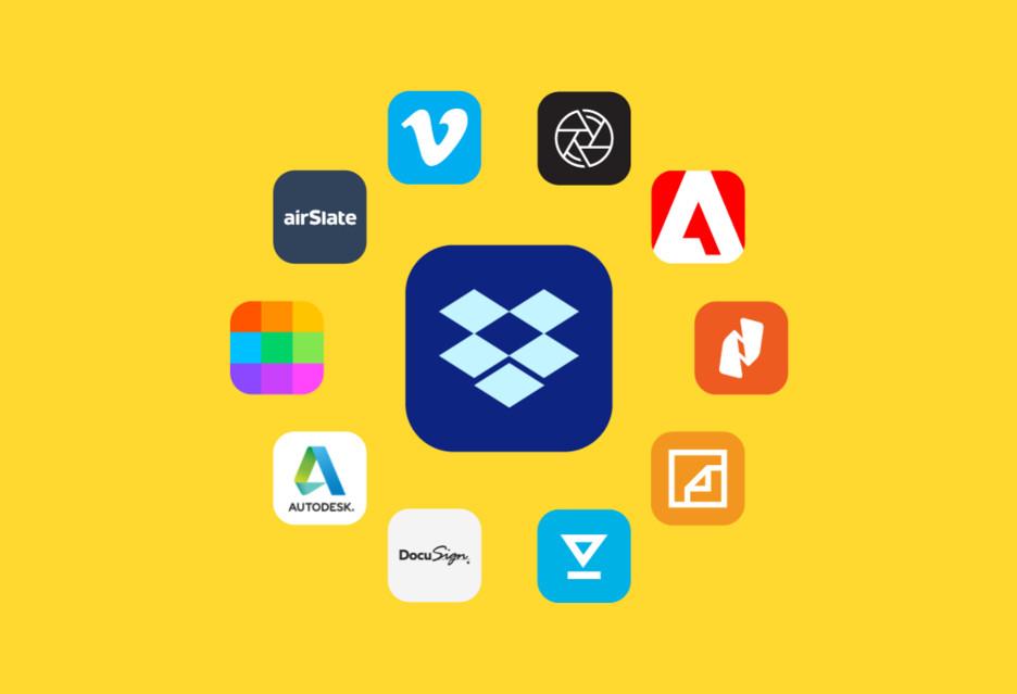 Rozszerzenia Dropbox usprawnią pracę w chmurze