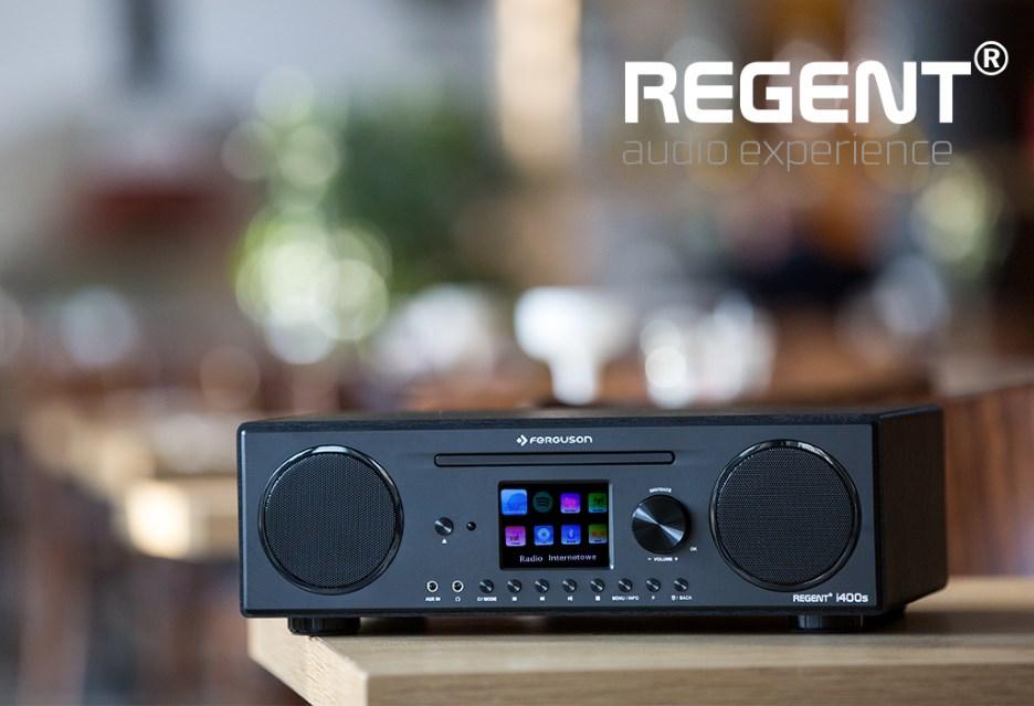 Ferguson seria Regent - audio experience ze Spotify + KONKURS | zdjęcie 1