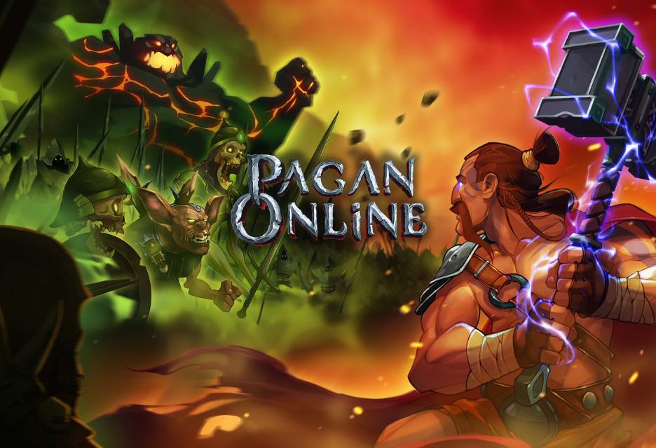 Wargaming zapowiada Pagan Online - to mitologiczny hack'n'slash