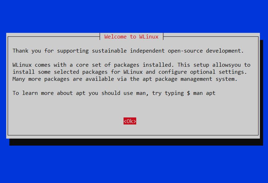 WLinux czyli Linux specjalnie dla Windows 10