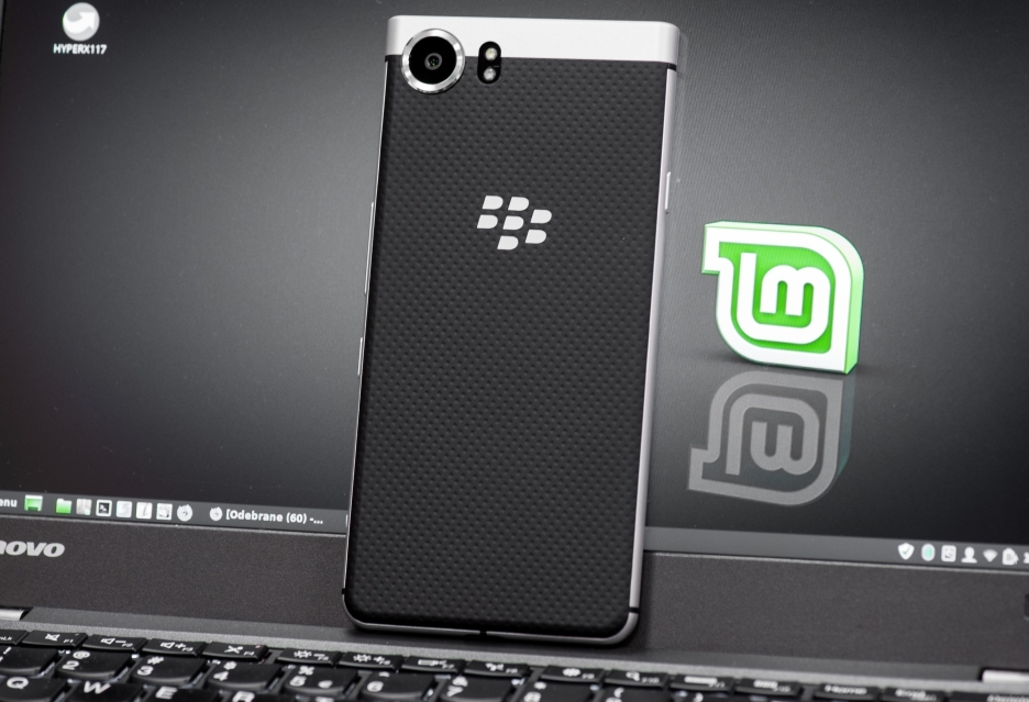 Spory rabat na BlackBerry KEYone
