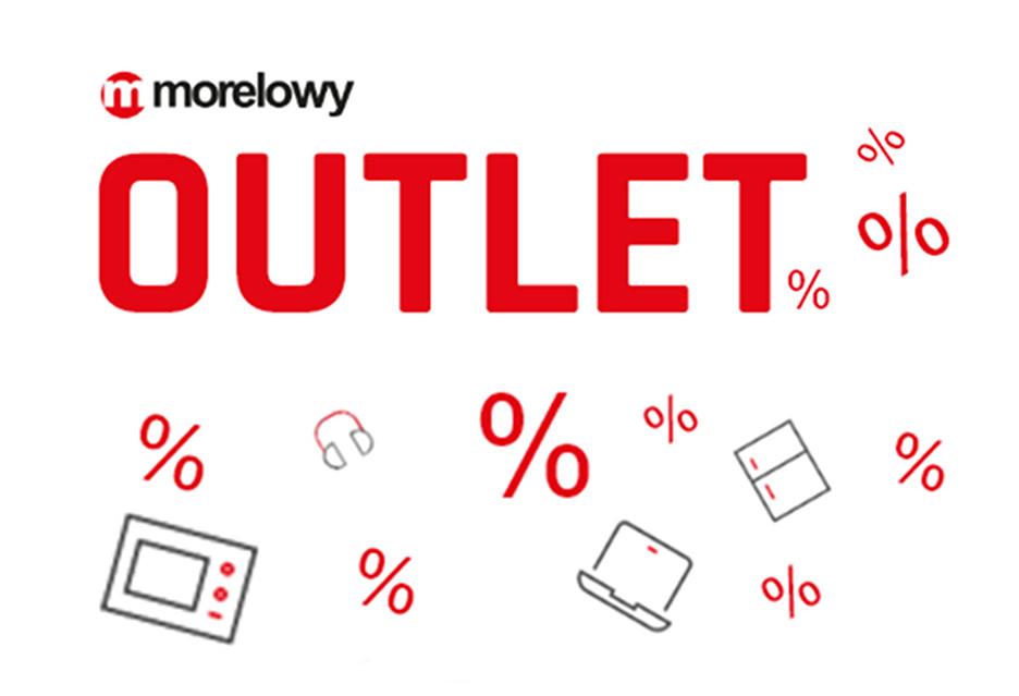 Morelowy Outlet szansą na tańsze zakupy - najciekawsze oferty