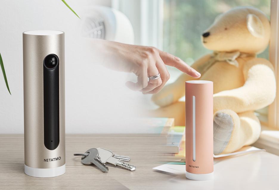 Netatmo - rozwiązania dla bardziej inteligentnego domu