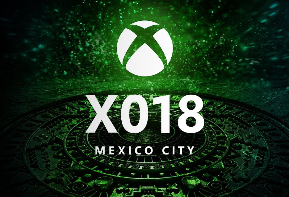 Dziś mega święto Xbox - oglądaj z nami X018 na żywo