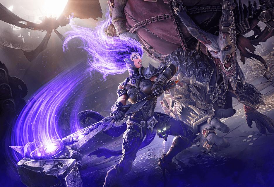 Wymagania gry Darksiders III ujawnione