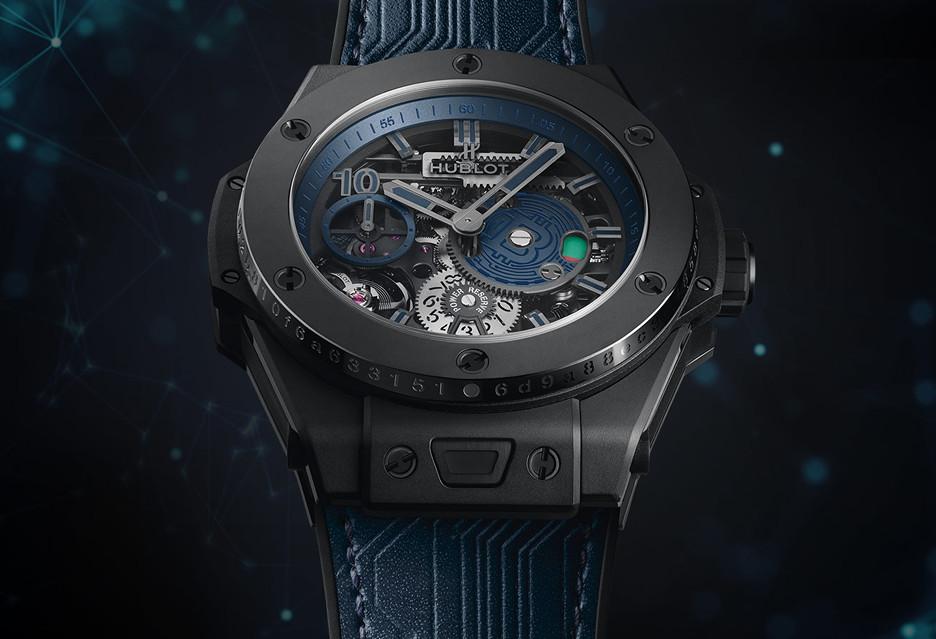 Ten zegarek Hublot kupisz tylko za bitcoiny