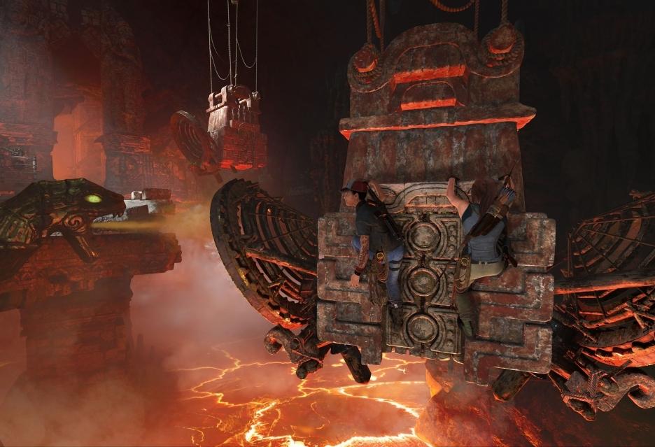 X018 - Pierwszy zwiastun dodatku The Forge do Shadow of the Tomb Raider