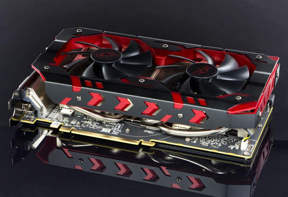 Radeon RX 590 vs GeForce GTX 1060 - premiera! | zdjęcie 1