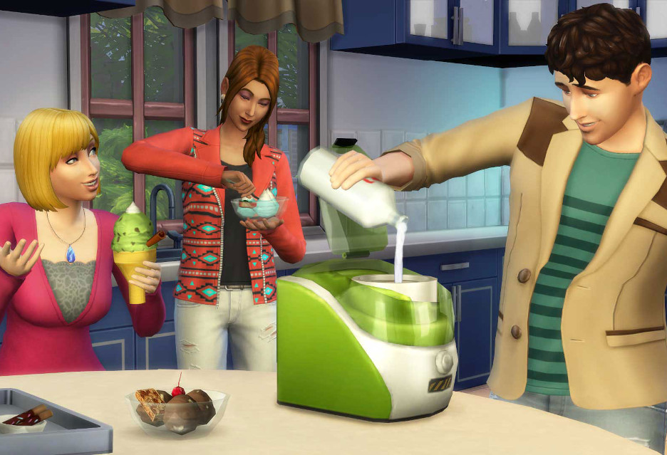 The Sims 4 pozwala oglądać świat oczami Simów