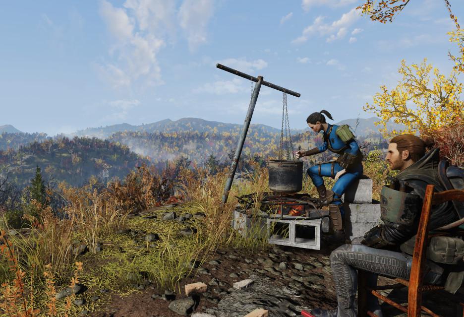 Fallout 76 zadebiutował w sklepach