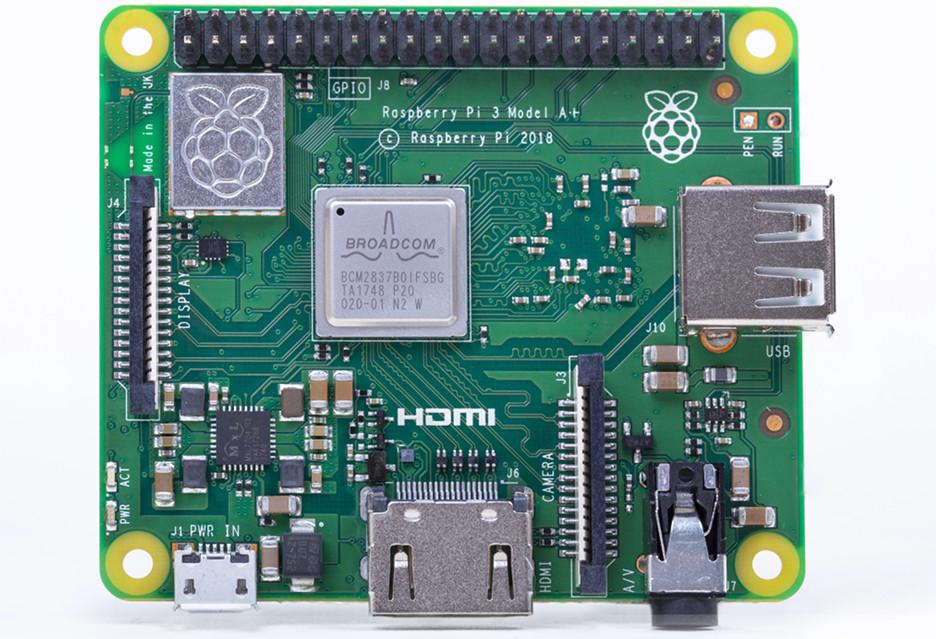 Mniejsza i tańsza płytka Raspberry Pi 3 Model A+