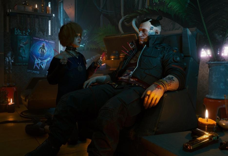 To jest news o Cyberpunk 2077, a Ty, graczu, w niego klikniesz