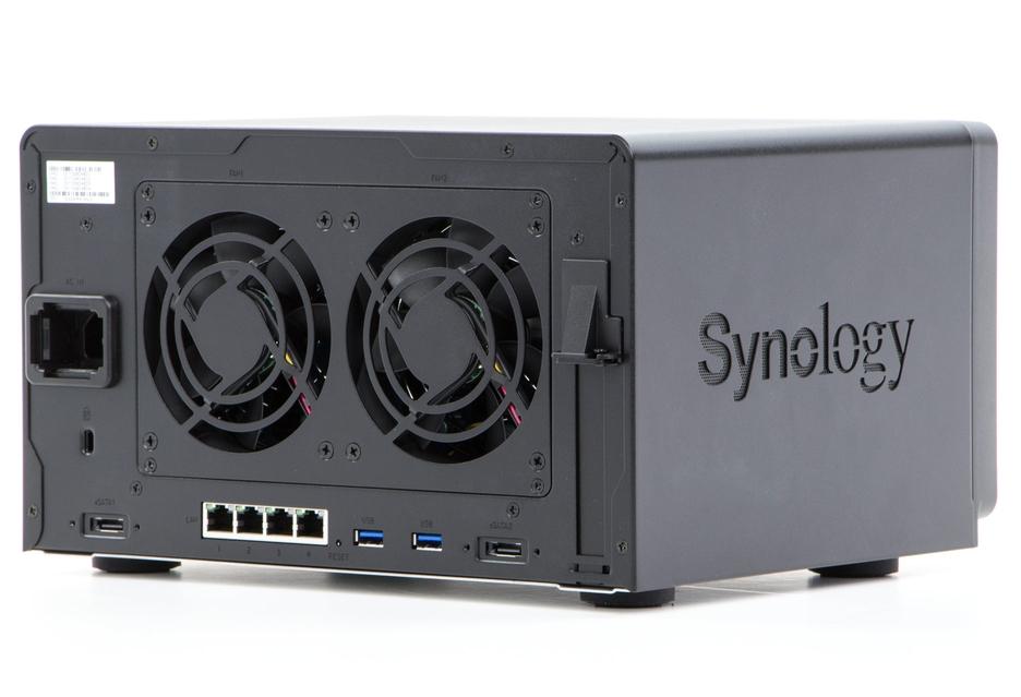 Synology DS1618+ - NAS i znacznie więcej | zdjęcie 3