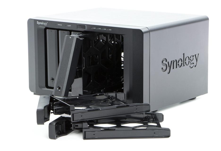 Synology DS1618+ - NAS i znacznie więcej | zdjęcie 4