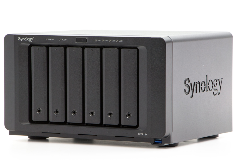 Synology DS1618+ - NAS i znacznie więcej | zdjęcie 2