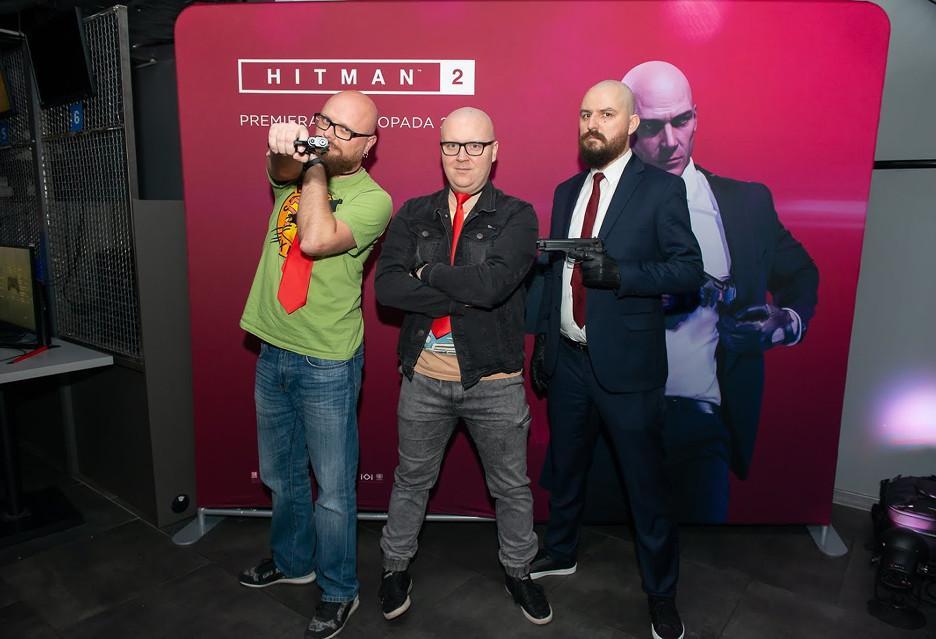 Udana akcja charytatywna towarzyszyła premierze gry Hitman 2 w Warszawie