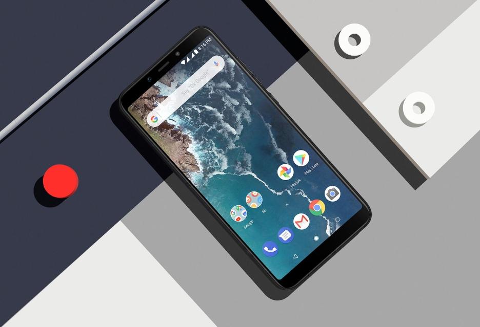 Android 9.0 Pie trafia na Xiaomi Mi A2