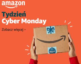 Trwa Cyber Monday Week w sklepie Amazon - oto najlepsze oferty [AKT.]