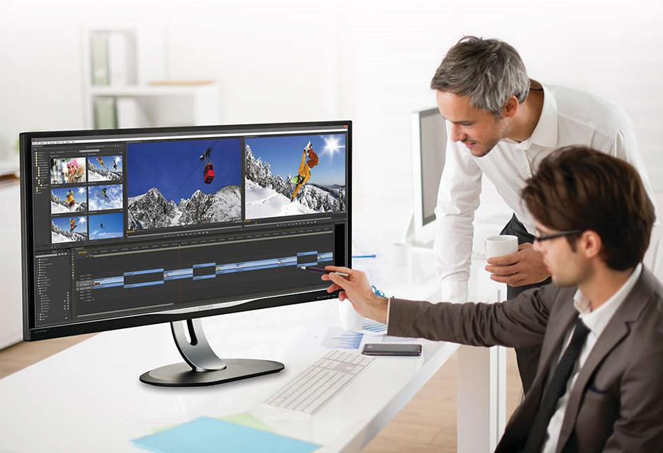 Philips BDM3470UP - 34-calowy monitor IPS wraca w niższej cenie