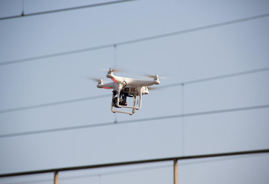 Drony pozwolą na skrócenie przerw w dostawach energii