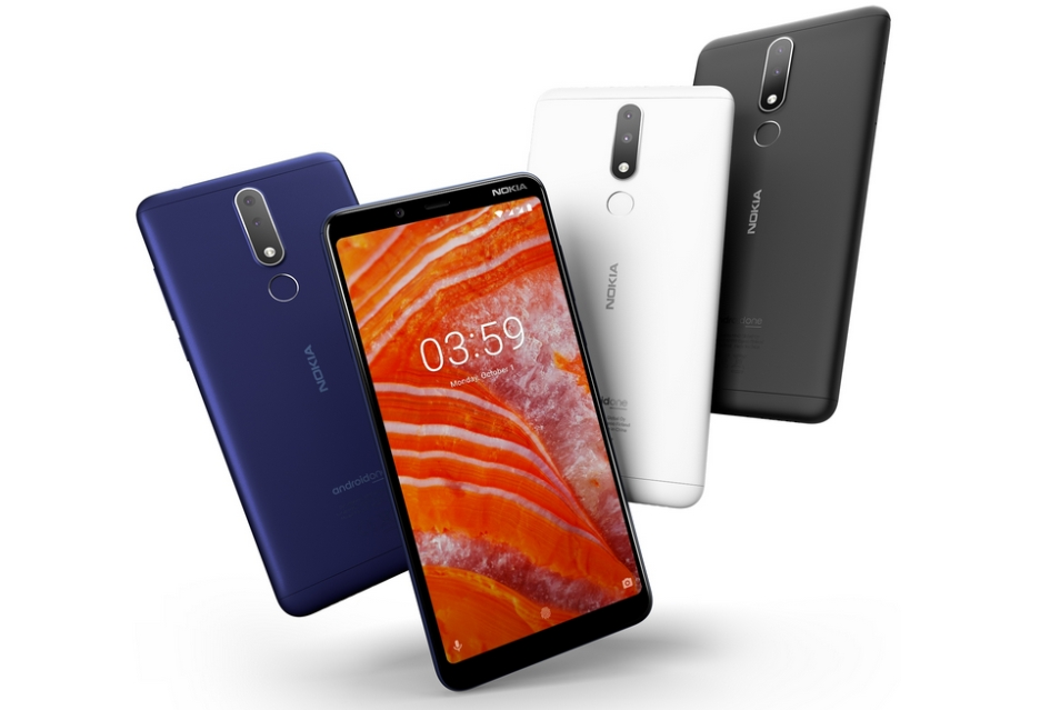 Nokia 3.1 Plus w Polsce - chyba odrobinę za droga