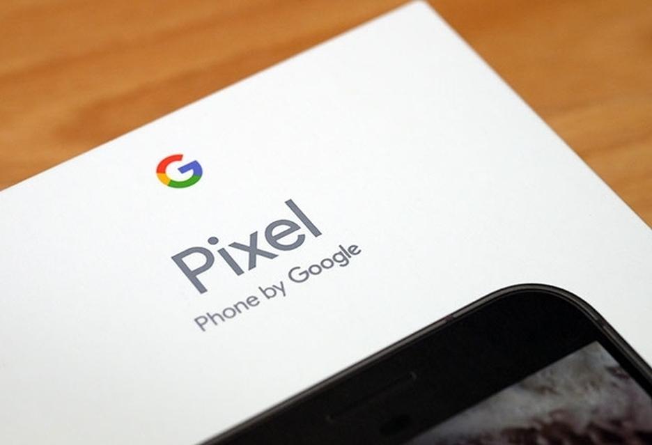 Google Pixel 3 Lite pokazany na zdjęciu