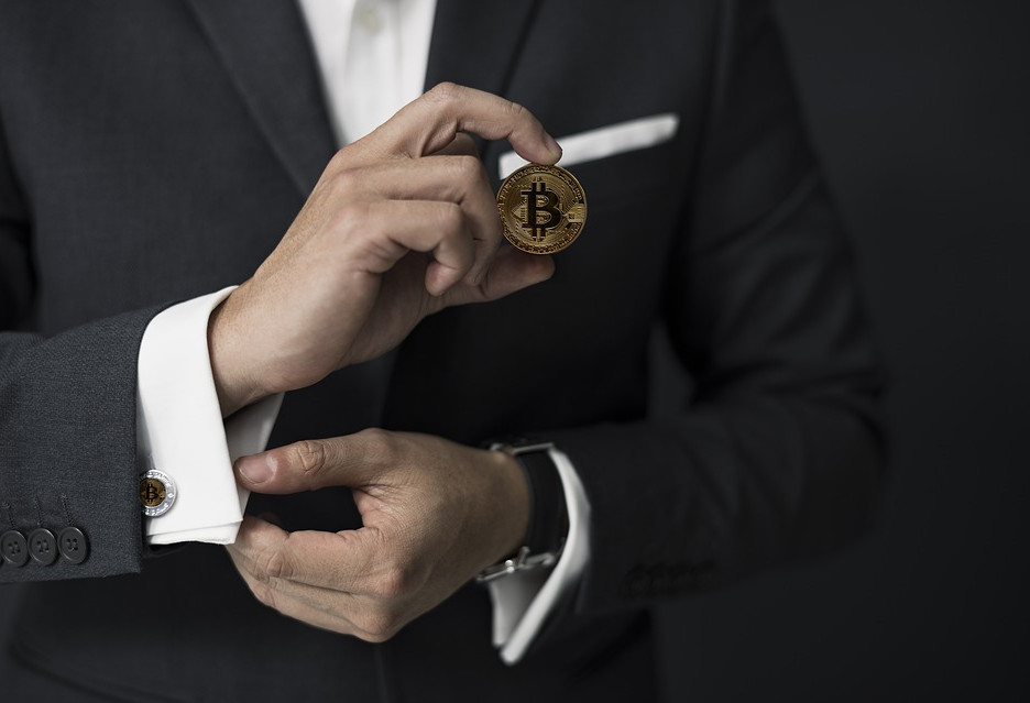 Podatki płacone bitcoinami