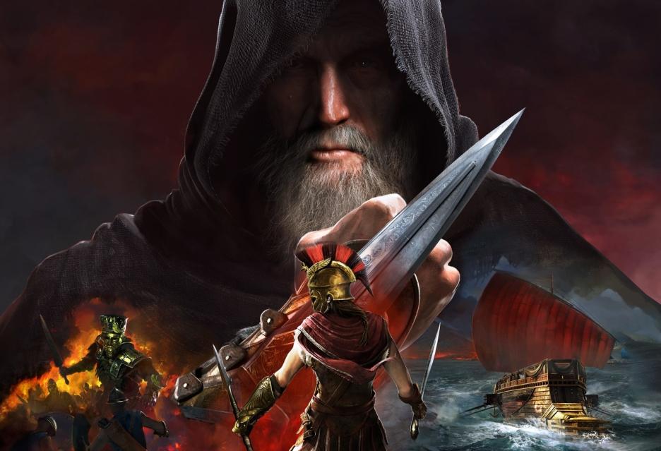 Pierwszy dodatek do Assassin's Creed Odyssey na zwiastunie