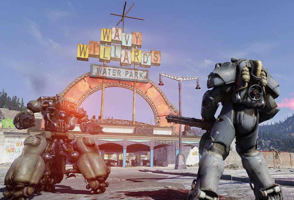 Dlaczego Fallout 76 jest inny niż dotychczasowe gry sieciowe | zdjęcie 1