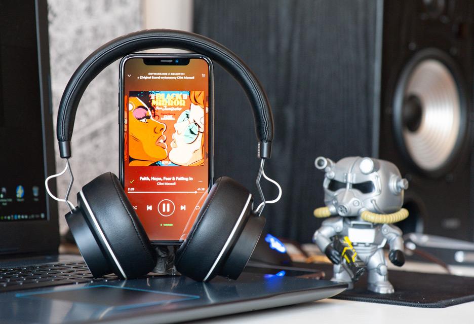 Audictus Winner - tanie i dobre słuchawki Bluetooth | zdjęcie 1