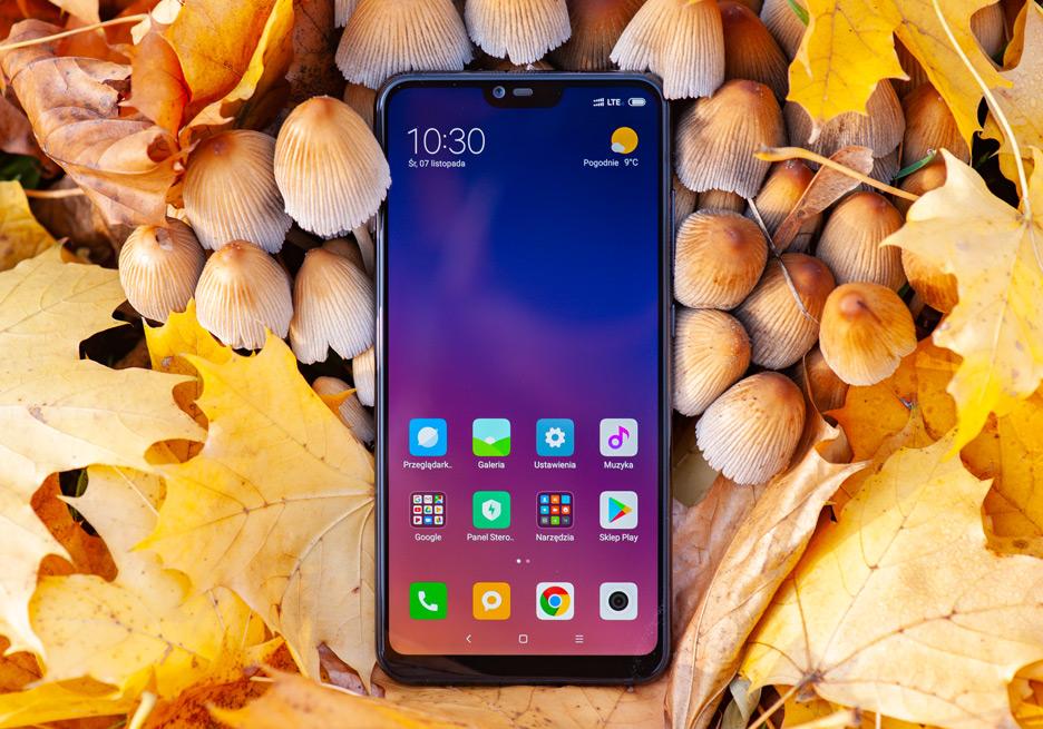 Xiaomi Mi 8 Lite - wideorecenzja   zdjęcie 1