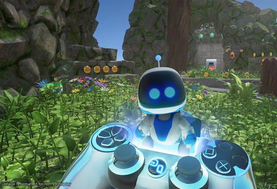 Astro Bot: Rescue Mission – VR'owa doskonałość | zdjęcie 1