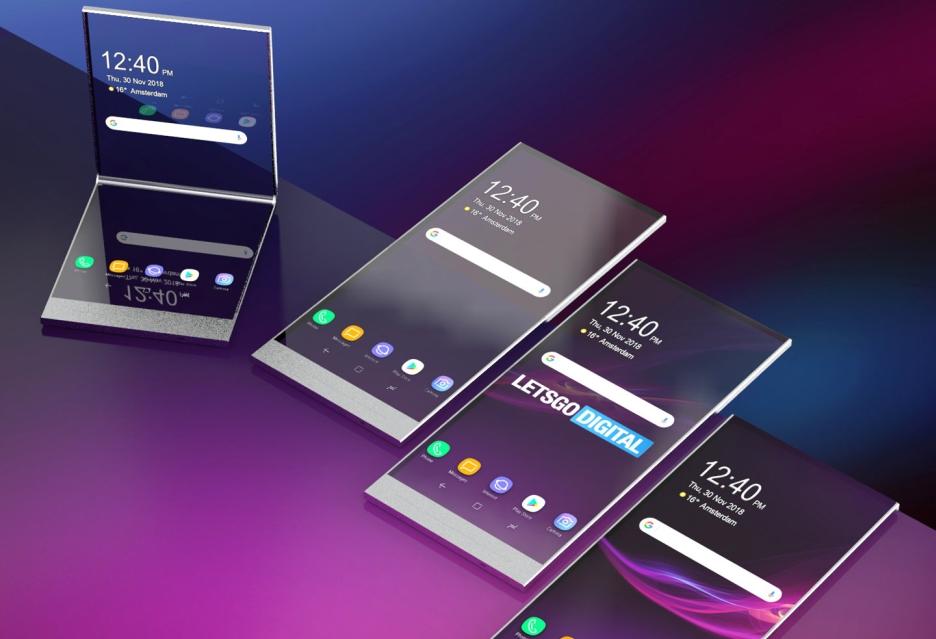 Sony zaskoczy składanym smartfonem?