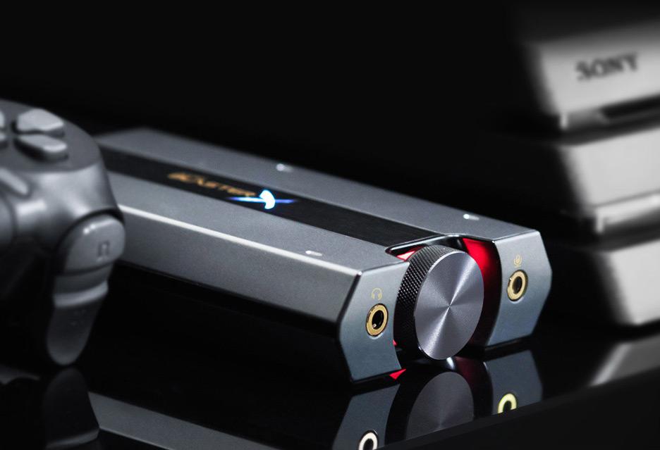 Creative Sound BlasterX G6 - 5 powodów dlaczego warto kupić | zdjęcie 1