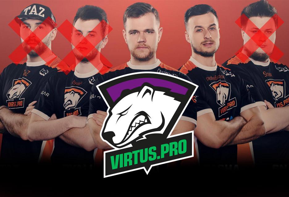 Czy drużyna Virtus.pro się jeszcze podniesie? (CS:GO)