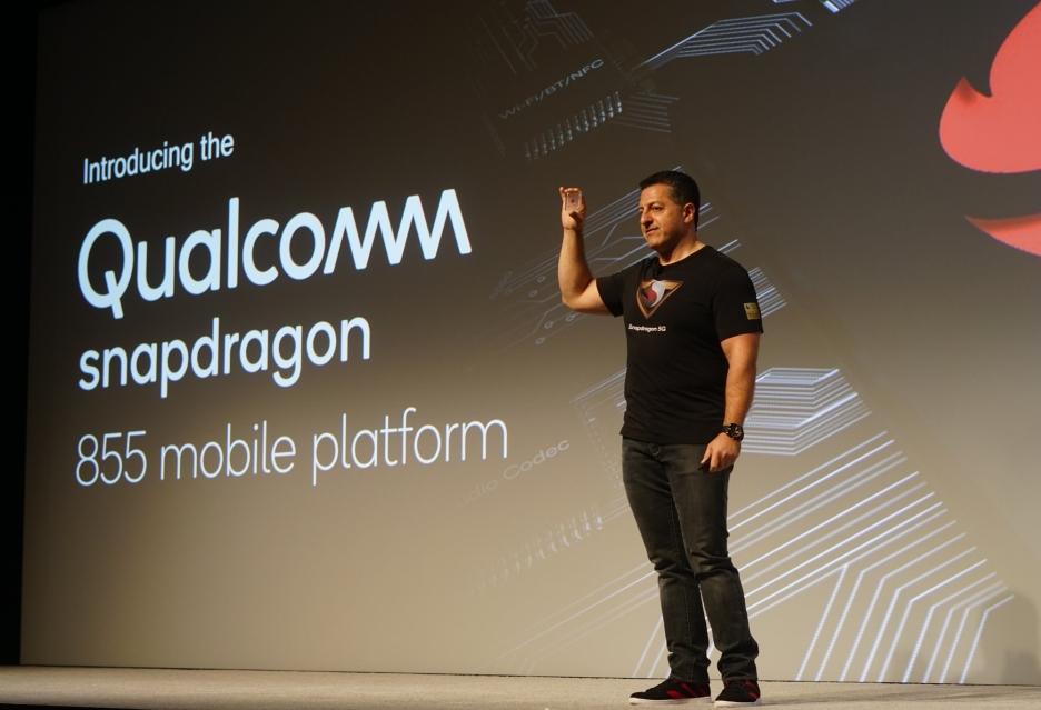 Qualcomm Snapdragon 855 oficjalnie - nowy procesor dla topowych smartfonów