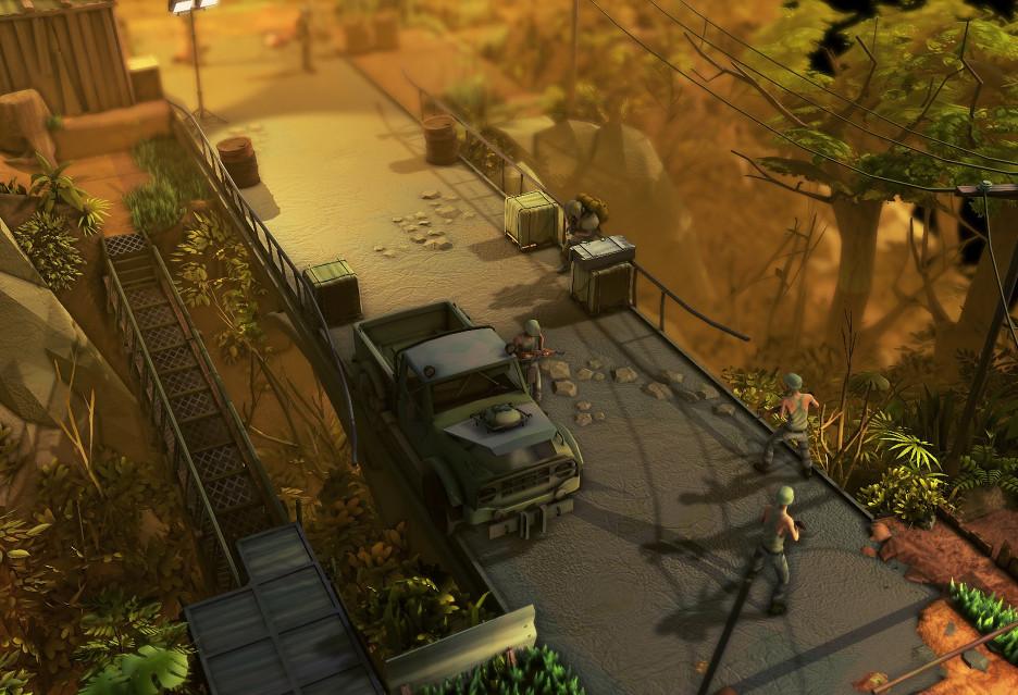 Dziś premiera gry Jagged Alliance: Rage!