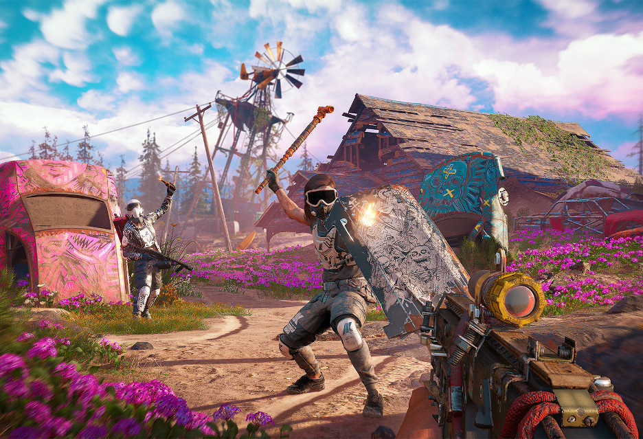 Far Cry: New Dawn, czyli powrót do Hope County ...po apokalipsie