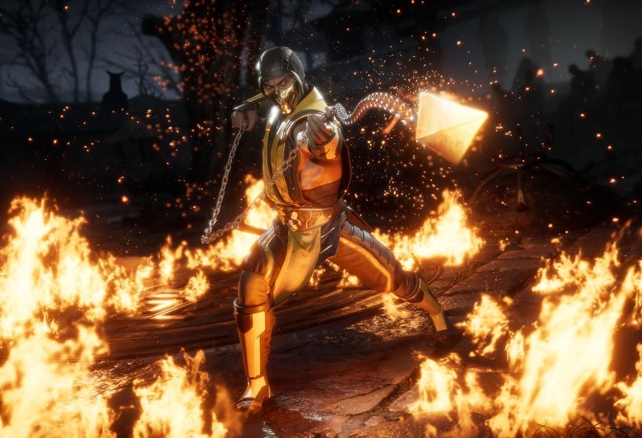 Mortal Kombat 11 zapowiedziany krwawym zwiastunem